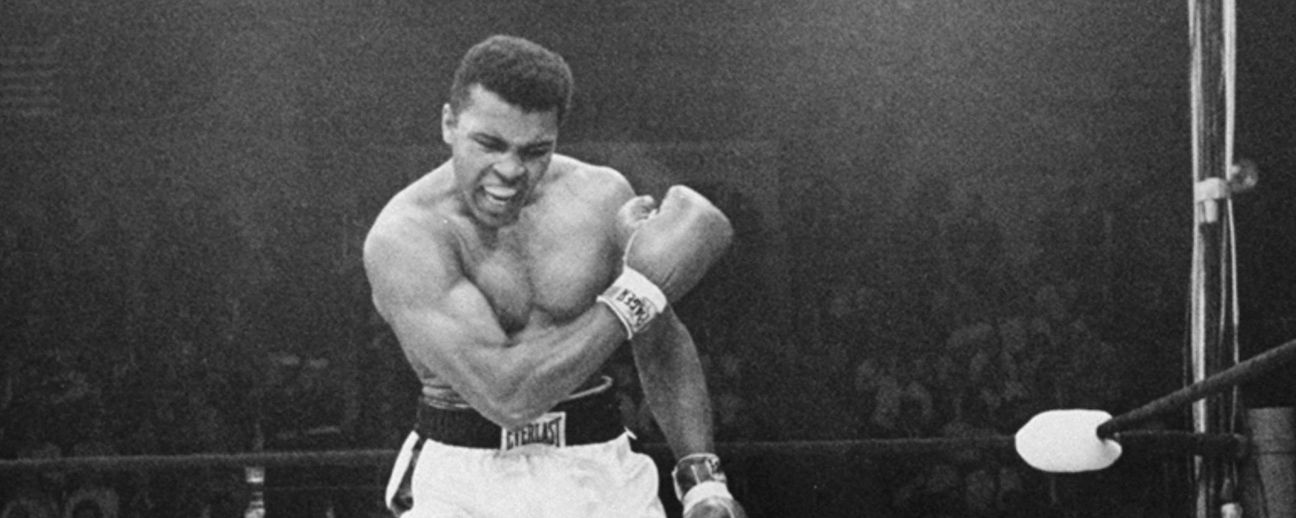 Boxing Great In Hospital