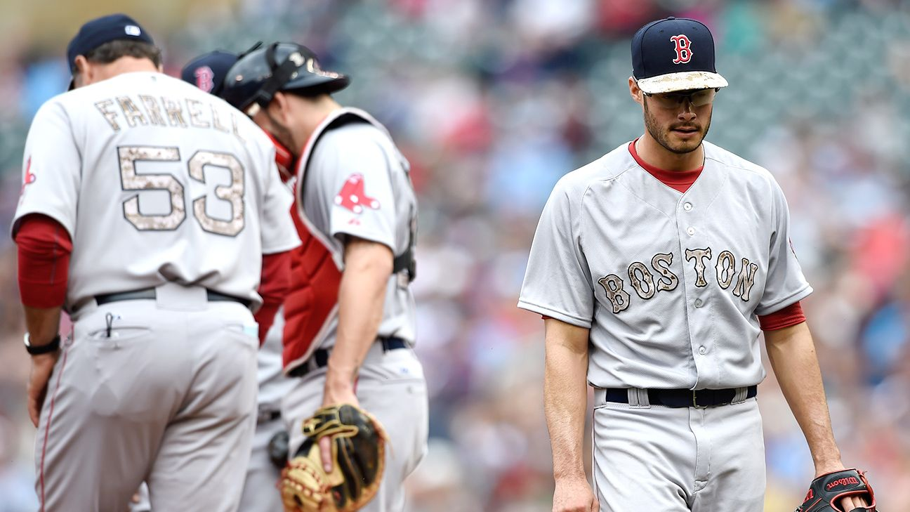 Another shaky start from Joe Kelly takes air out of Sox's sails