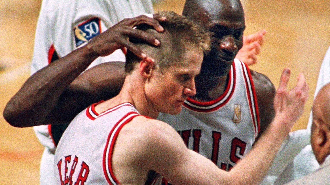 NBA Best Playoff Vines: Michael Jordan to Steve Kerr
