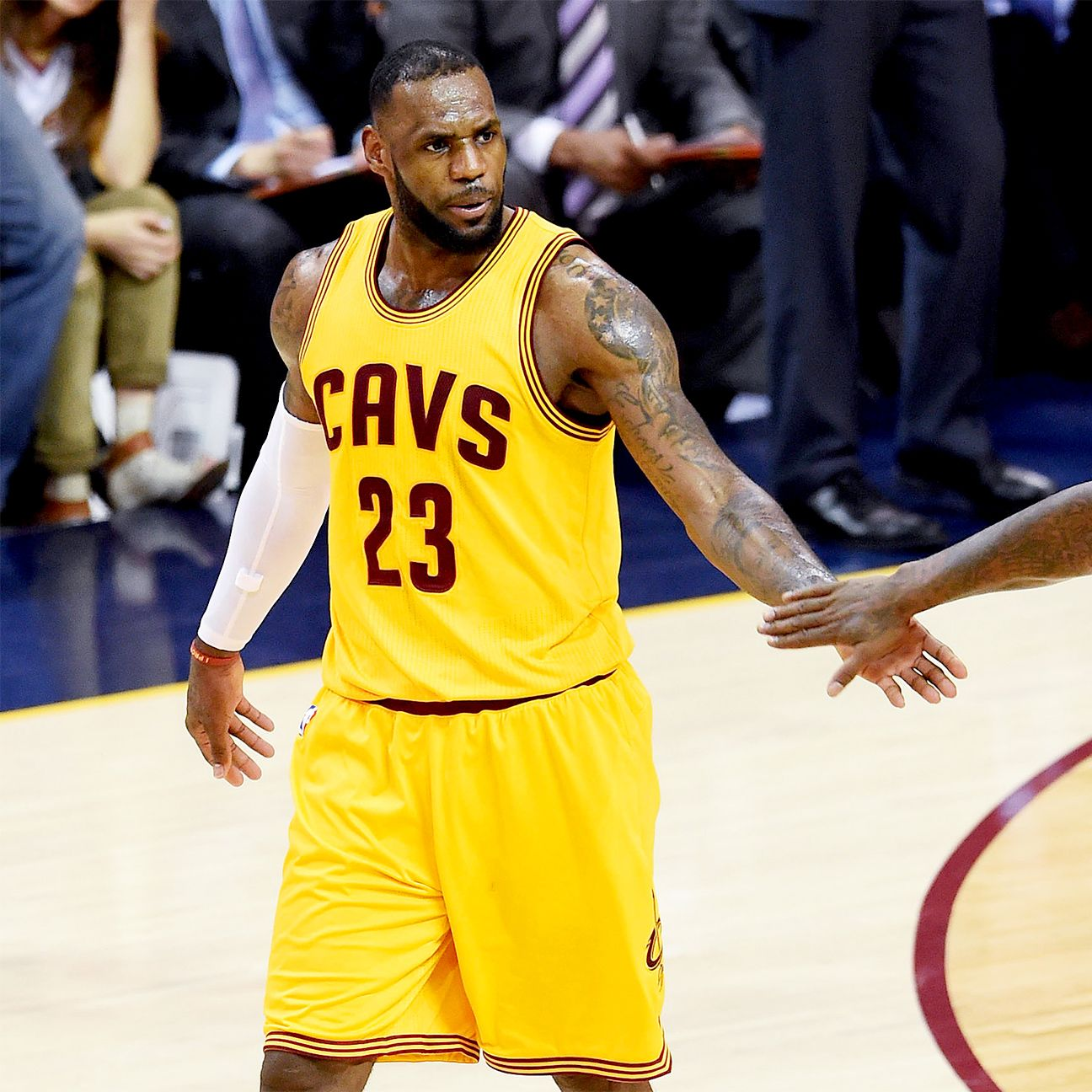 Cleveland Cavaliers' Magic Continues ... Somehow