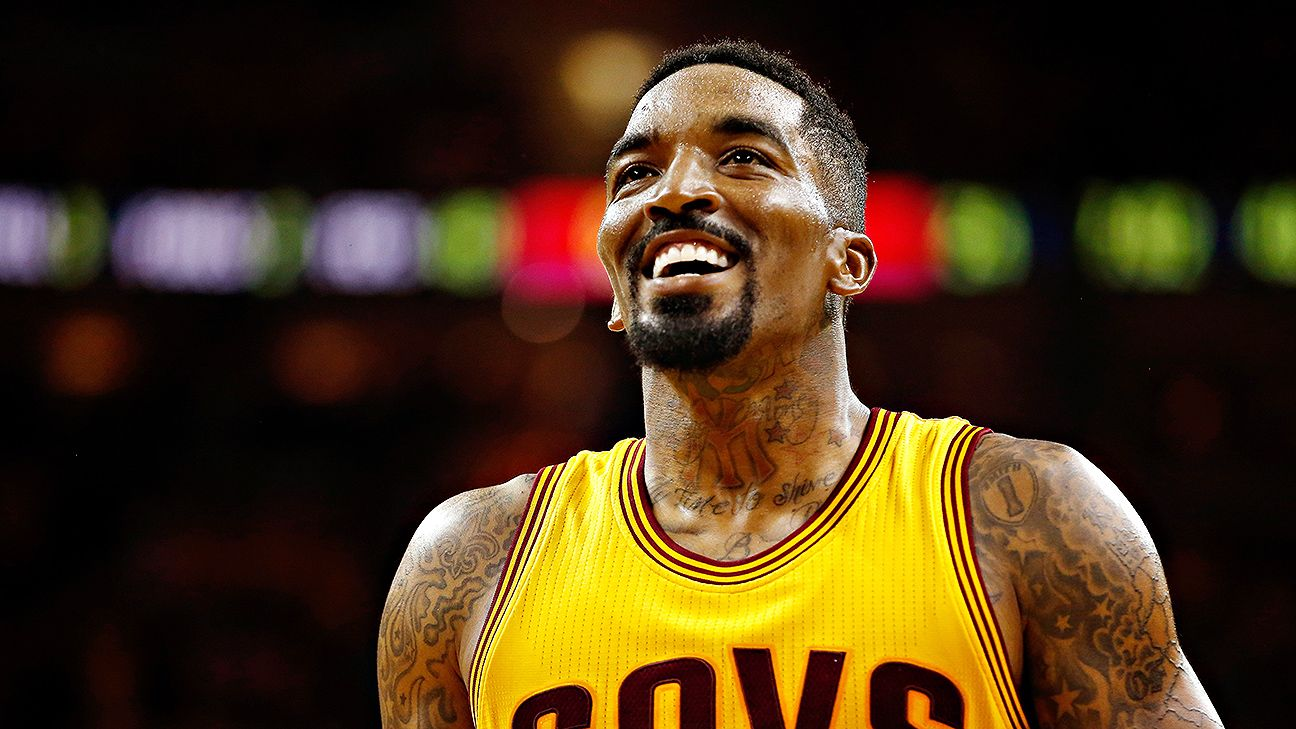 2015 NBA Playoffs -- Cleveland Cavaliers, J.R. Smith need each other