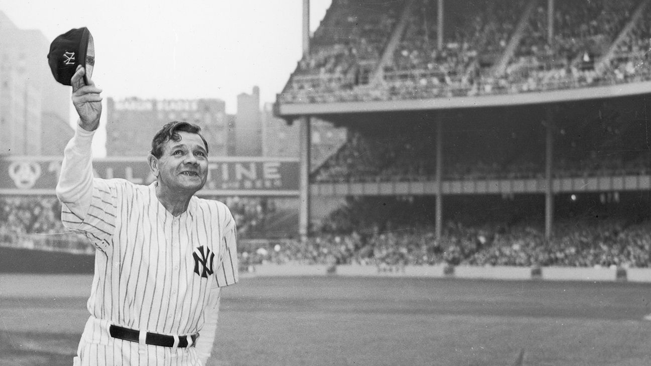 Vote: Who is the greatest Yankee in history after Babe ...