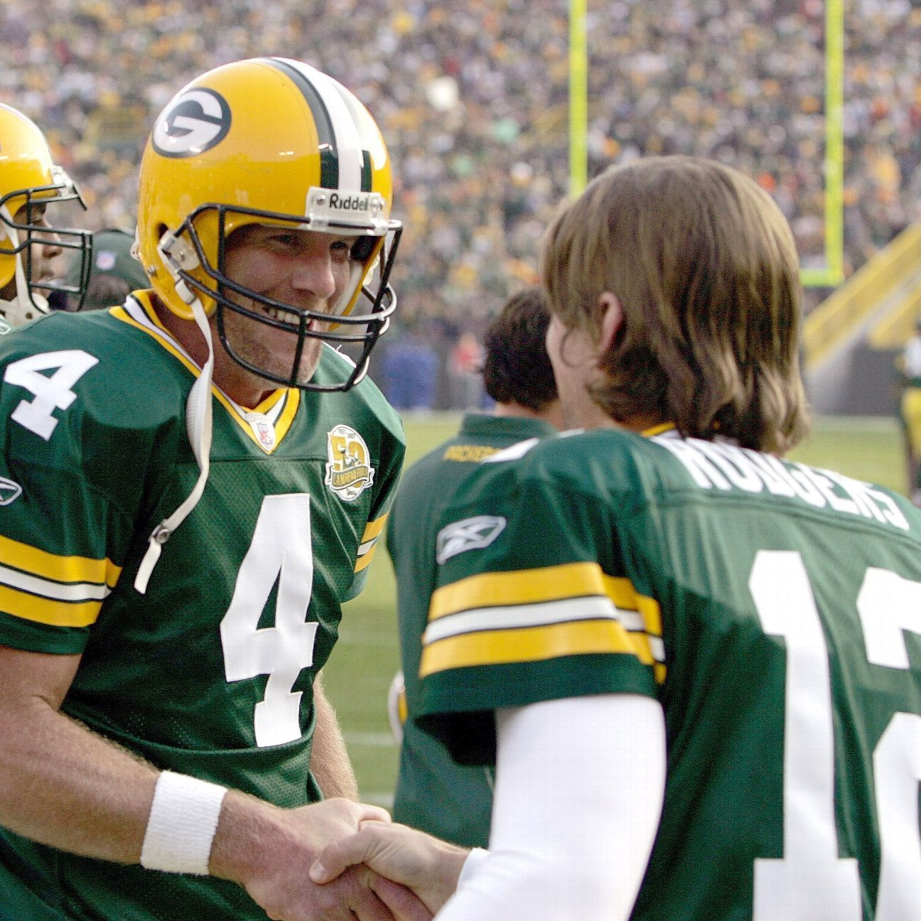 Green Bay Packers Had Rare Succession In Brett Favre To