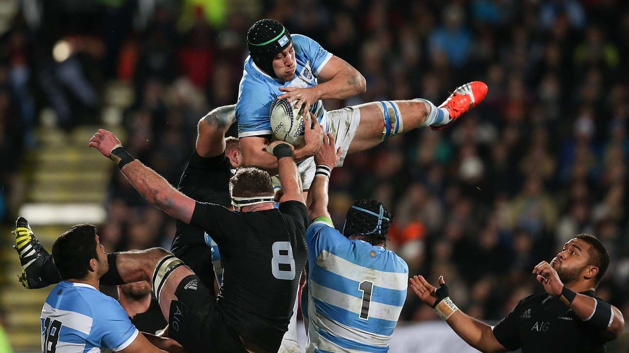 Steven Hansen calls on World Rugby to stop 'bloody boring' lineout drives after All Blacks beat Argentina