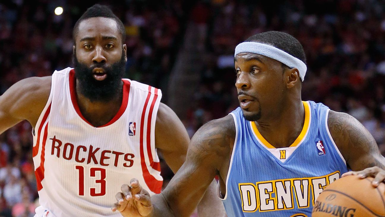 James Harden spends time with Ty Lawson, says PG 'focused' after rehab