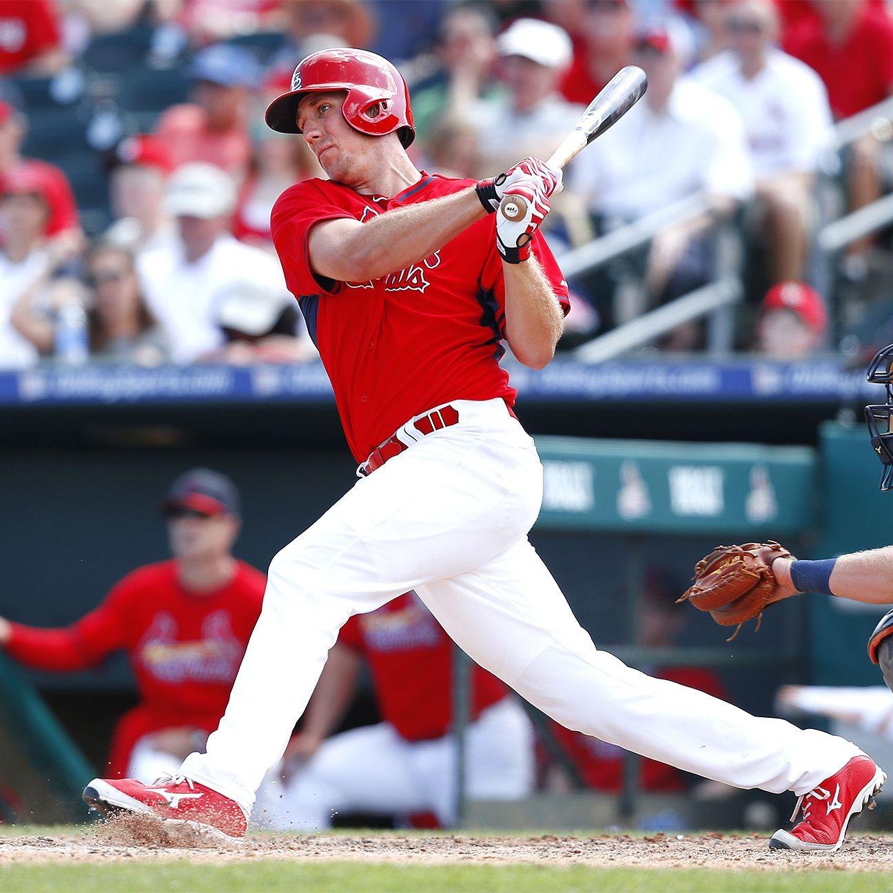 St. Louis Cardinals call up top hitting prospect Stephen ...