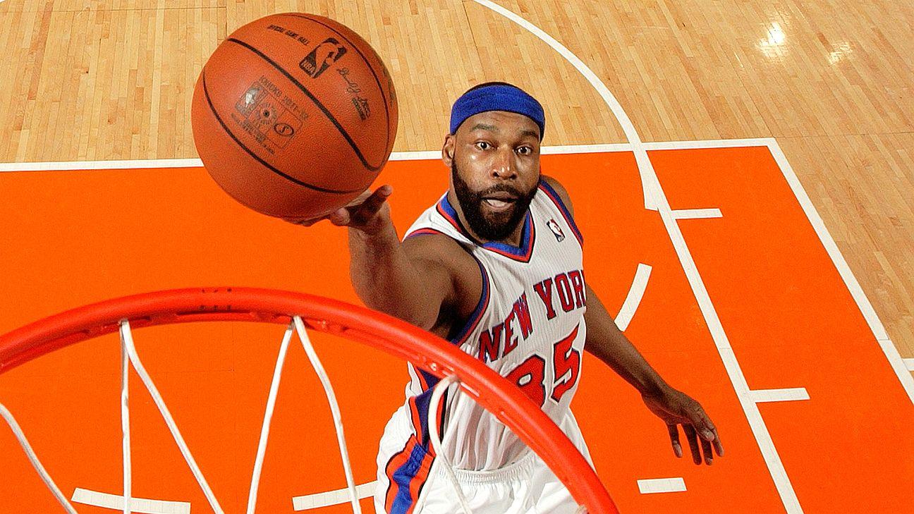 Baron Davis attempting eback to NBA