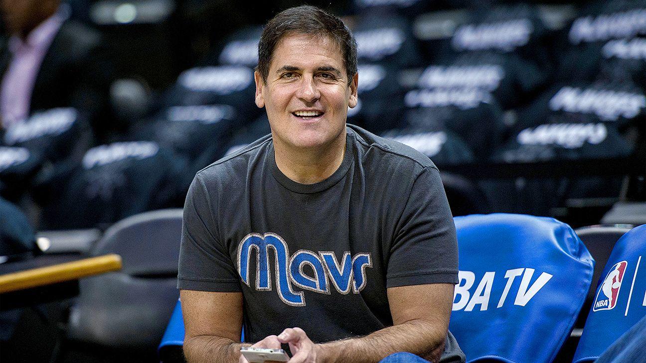 Mark Cuban Dallas Mavericks Owner Says He Would Consider