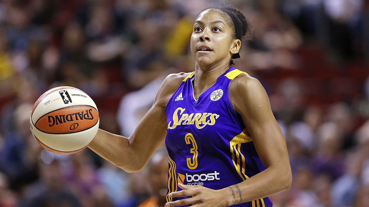 Is Candace Parker The Spark Los Angeles Needs Espn