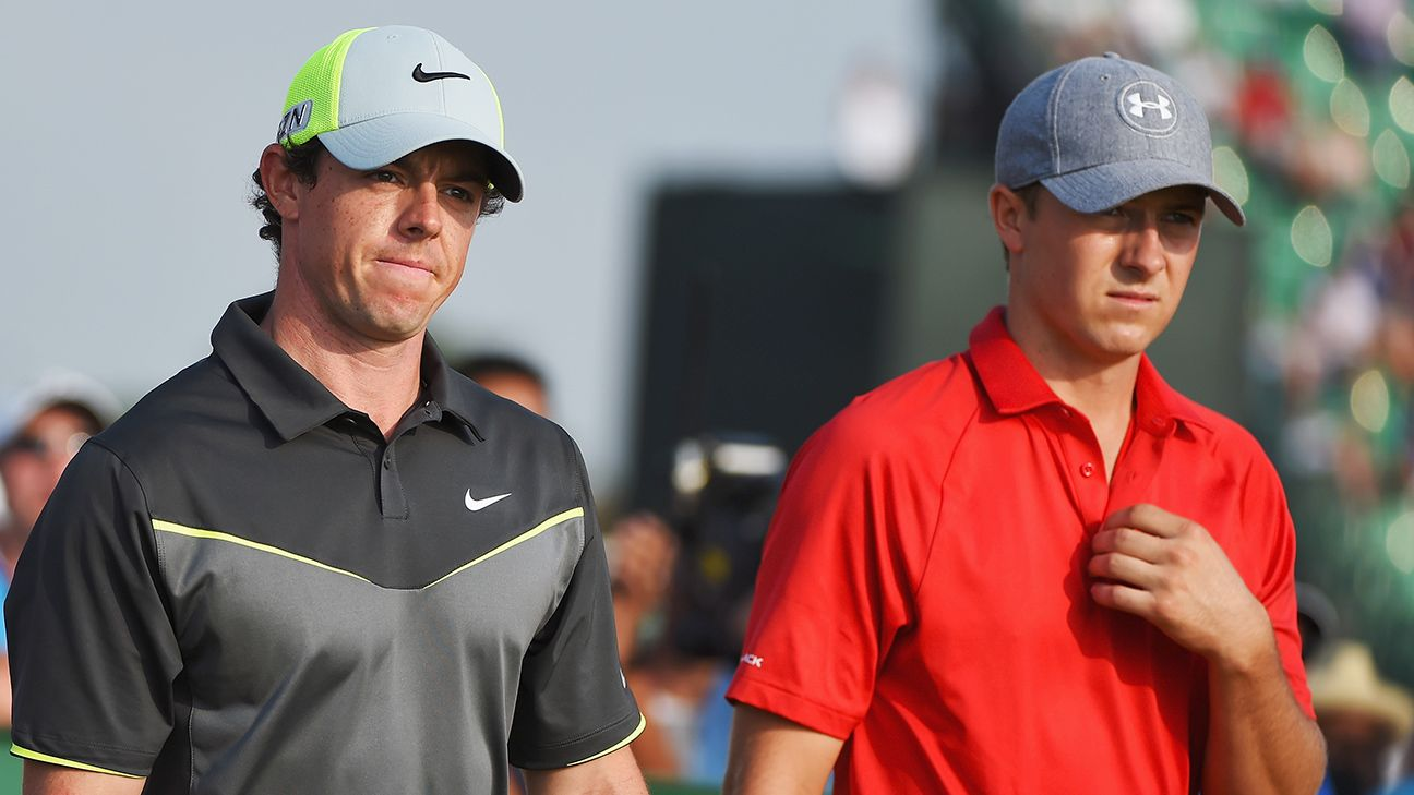 No. 1 ranking flip-flops back to Jordan Spieth, but only for a week