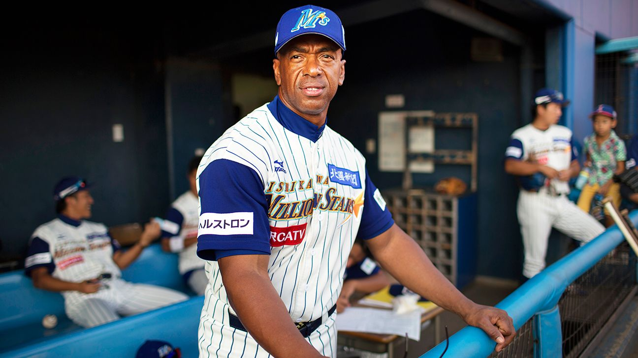 At 57, Julio Franco can't quit playing baseball