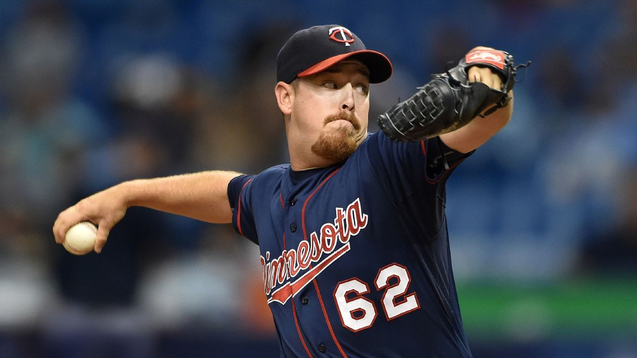 Minnesota Twins activate reliever J.R. Graham from DL