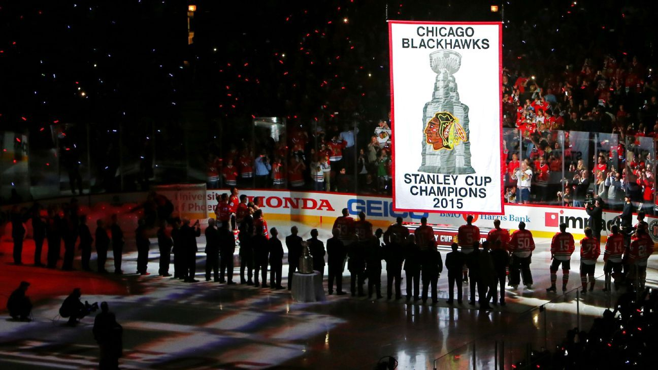 Another banner year proof of Blackhawks' place among the elite