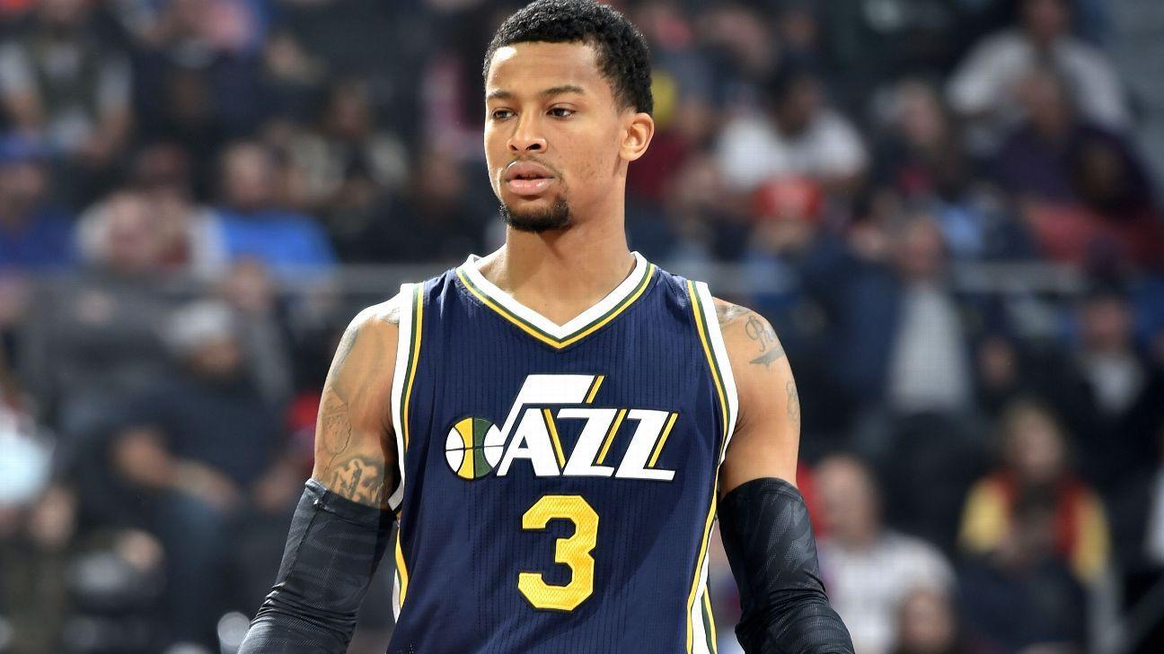 Utah Jazz trade Trey Burke to Washington Wizards for 2021 ...