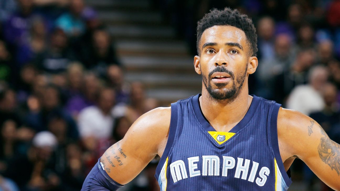 mike conley - photo #4