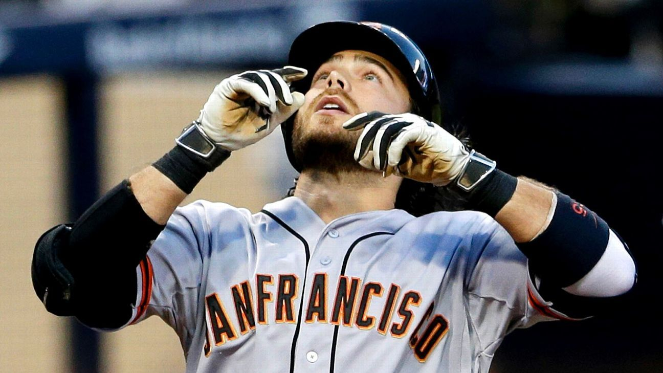 With Brandon Crawford deal, are Giants locking up their ...