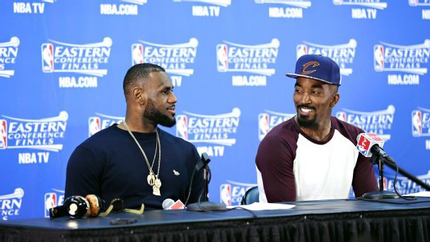 Q&A: J.R. Smith on Cleveland, recent allegations, LeBron relationship
