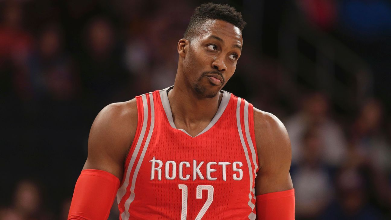 Dwight Howard expects to play against Pistons tonight ...