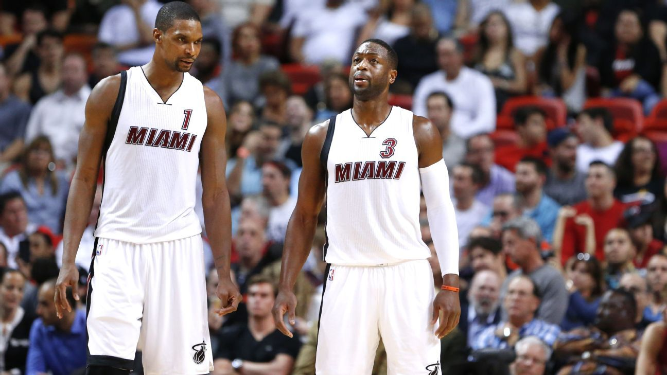 Dwyane Wade facing his greatest challenge with Miami Heat ...