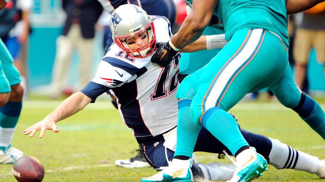 Tom Brady has sprained ankle, MRI reveals