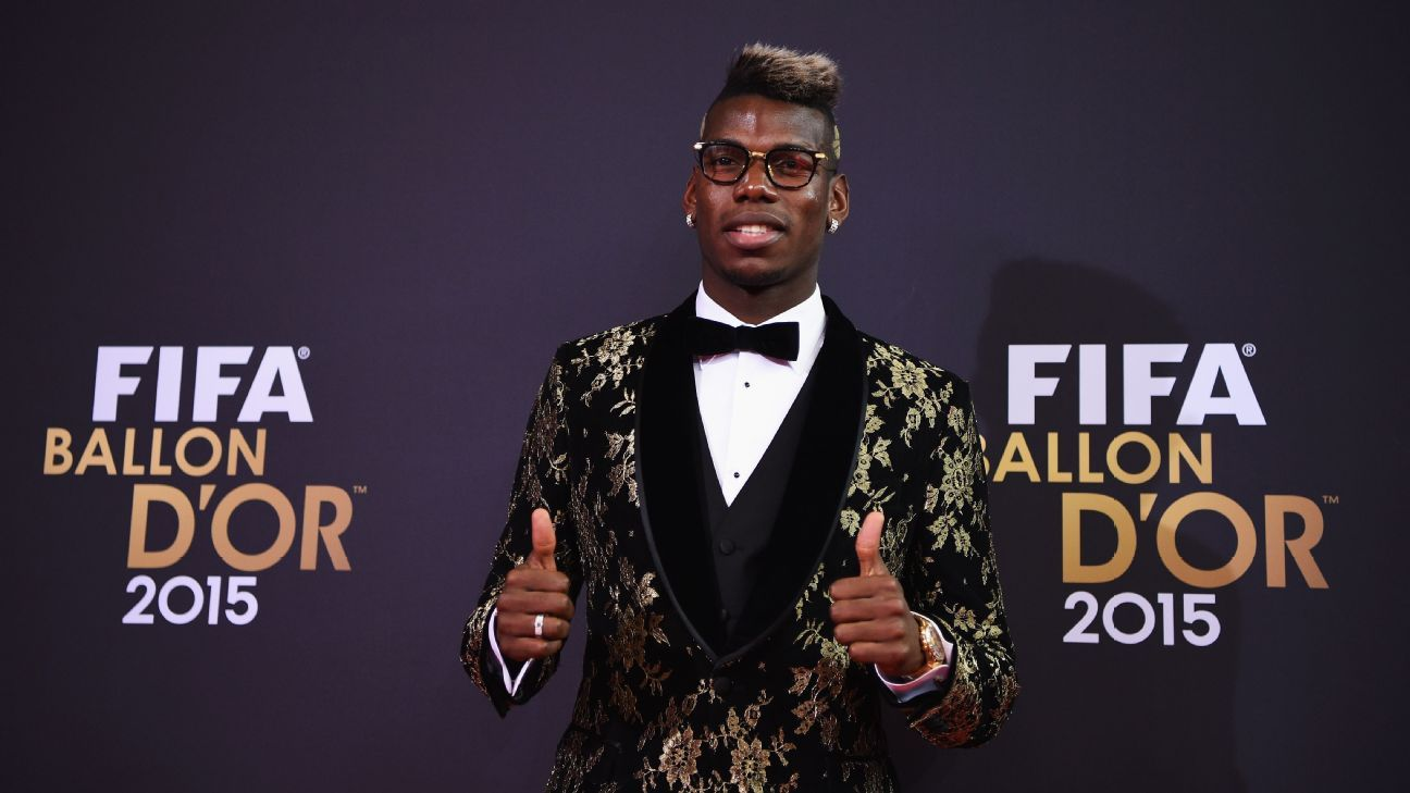 Paul Pogba Reveals New Leopard Haircut Before Juventus Vs Roma