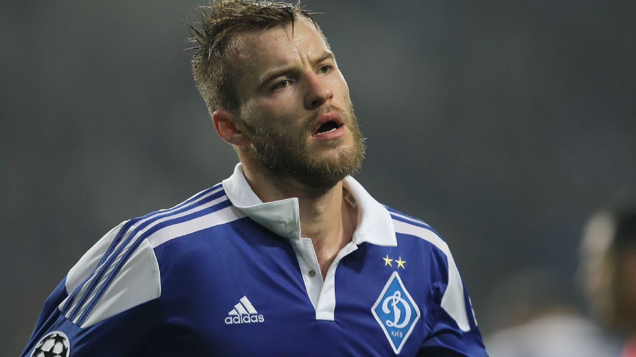 Why Andriy Yarmolenko is saying no to the Premier League