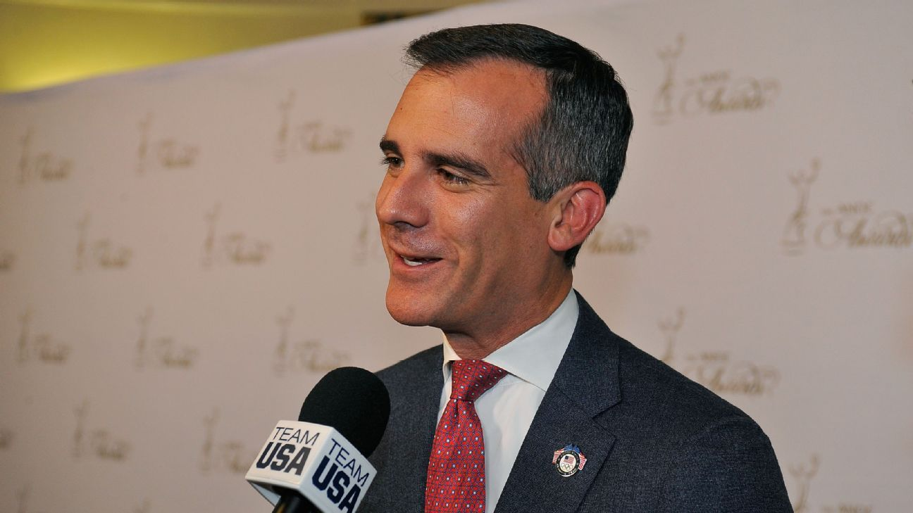 Los Angeles Mayor On San Diego Chargers We Wish Them Luck