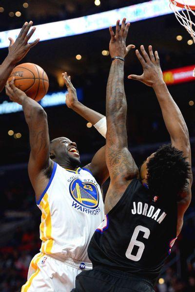 Warriors' Draymond Green as NBA's top center? It's no joke