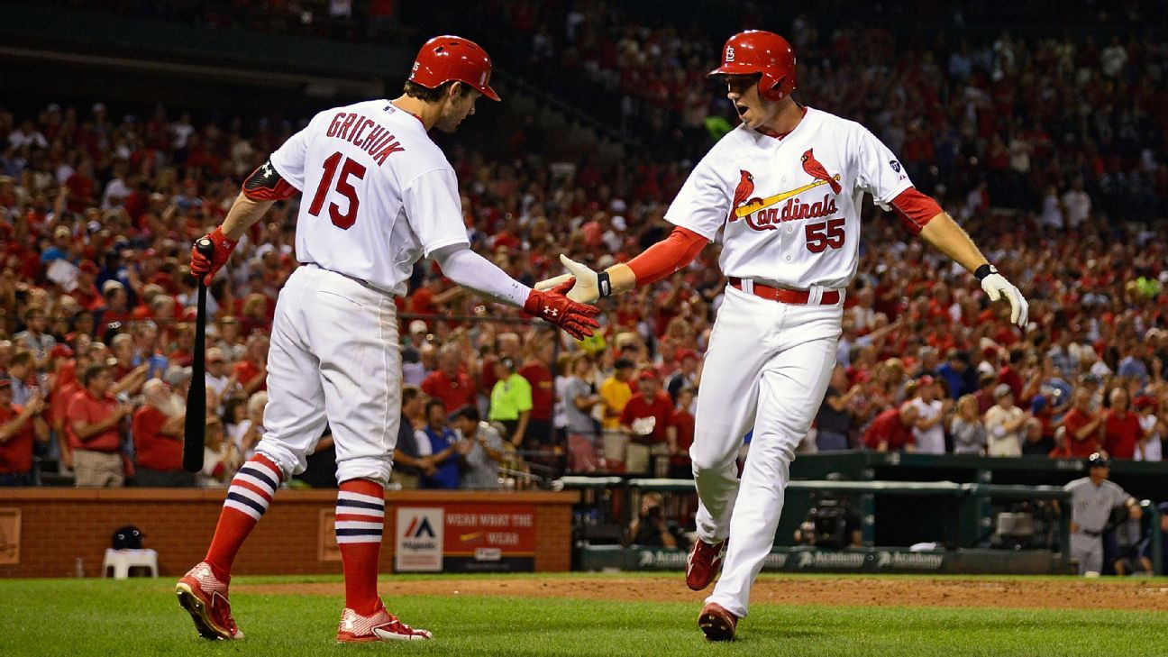 Why you should draft Stephen Piscotty over Randal Grichuk ...