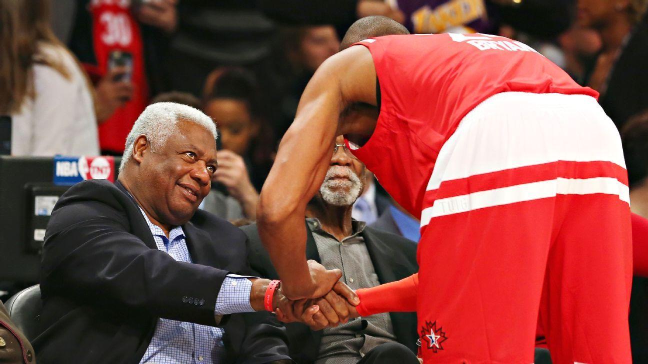NBA Why Hall of Famer Oscar Robinson isn t ing the Stephen
