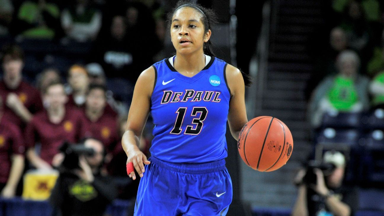 DePaul's Chanise Jenkins is Big East player of the year, Doug Bruno top coach