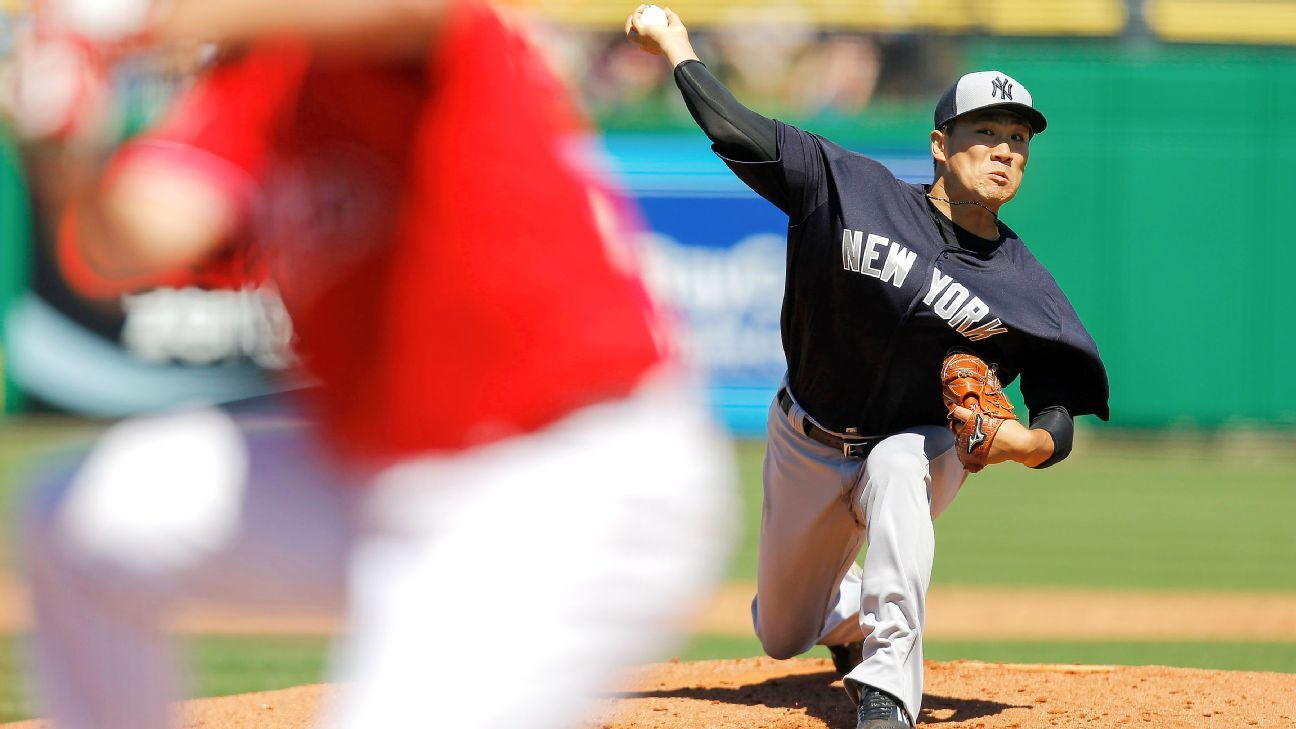 How to value starting pitcher injury risks and returning ...
