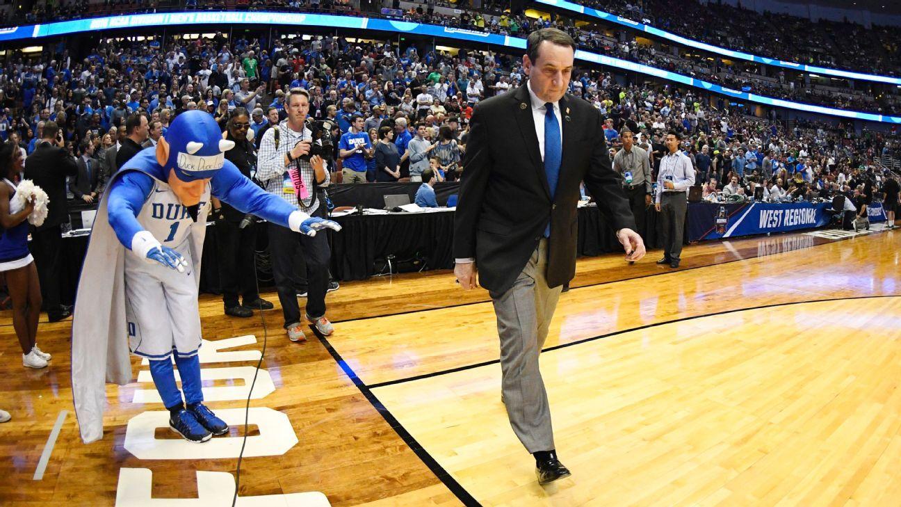 Duke Blue Devils, Kentucky Wildcats among college ...
