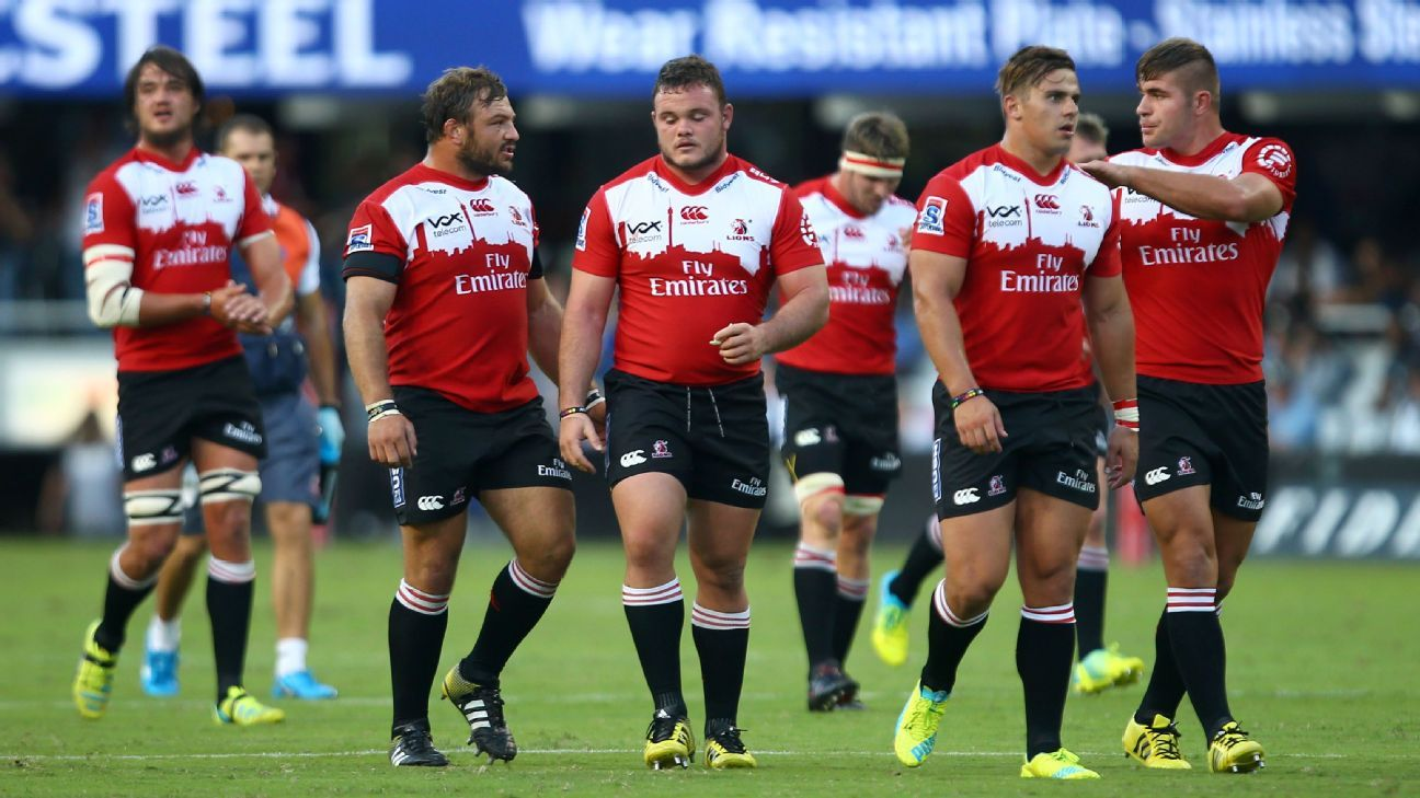 Super Rugby 2017 season preview, South African Group