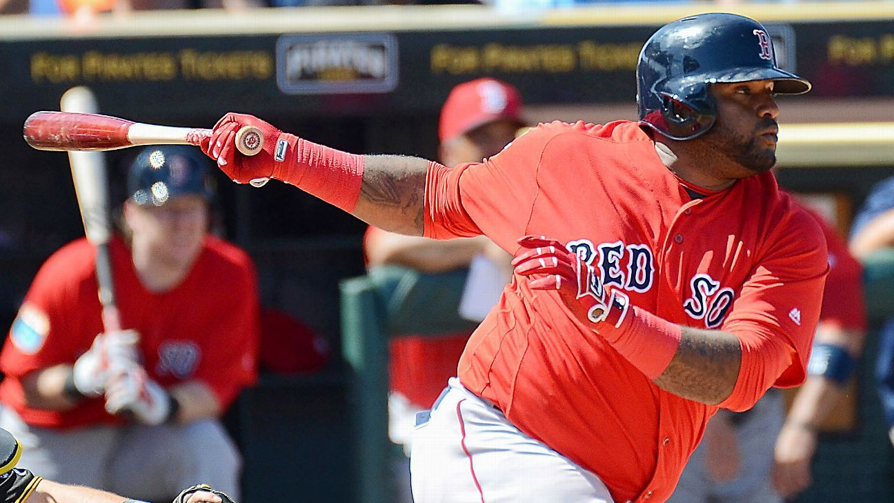 Pablo Sandoval undergoes season-ending shoulder surgery