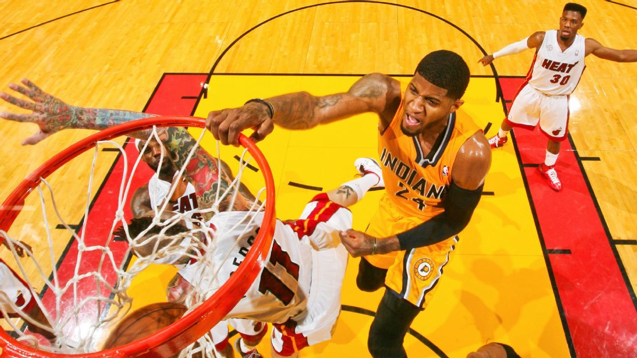 Paul George of Indiana Pacers to grace cover of NBA 2K17 ...