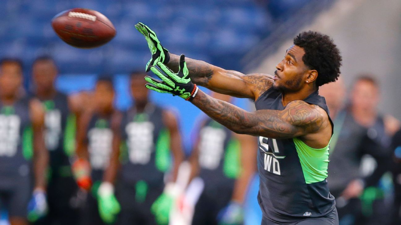 Braxton Miller's covert plan helped him realize NFL dream with Houston Texans