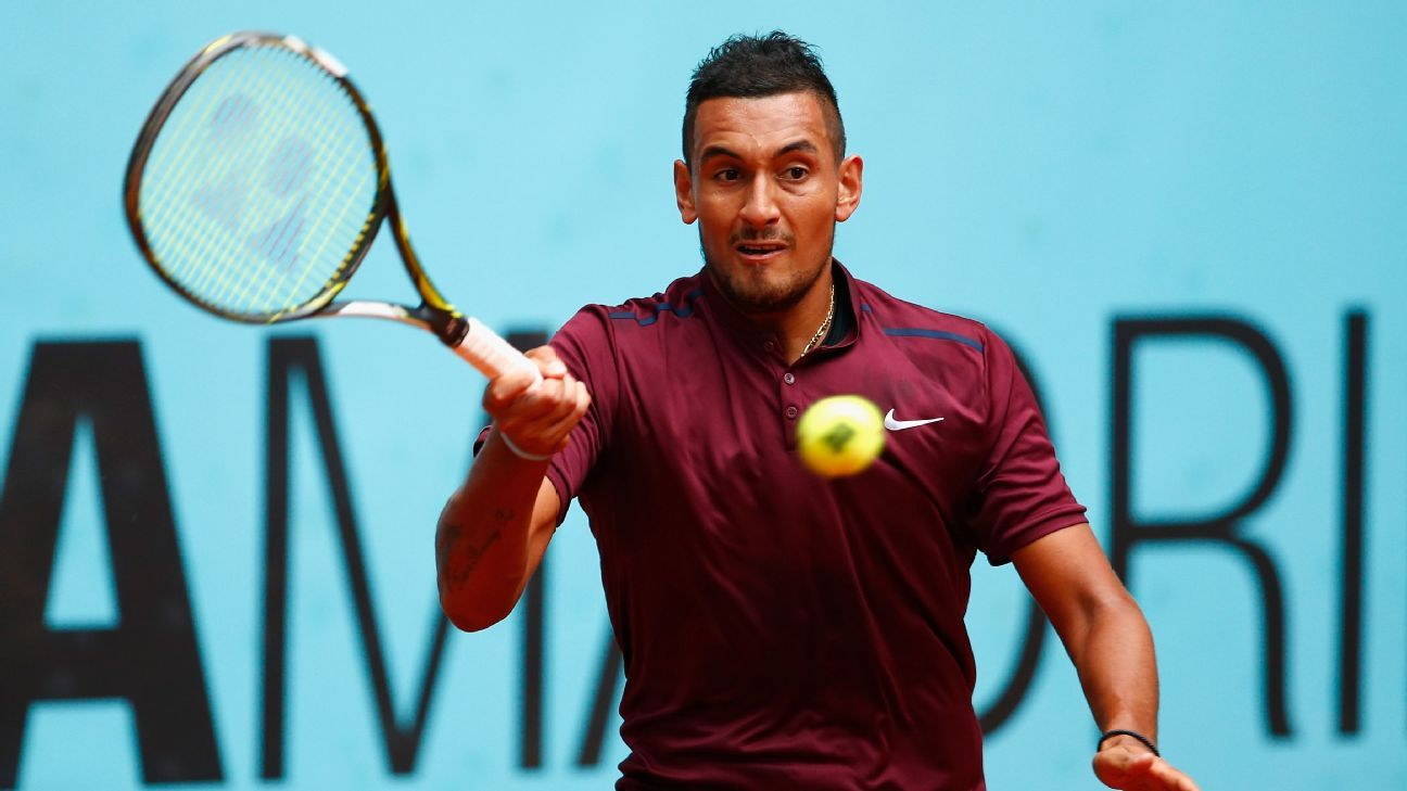 Nick Kyrgios Laughs Off Advice From Pat Cash