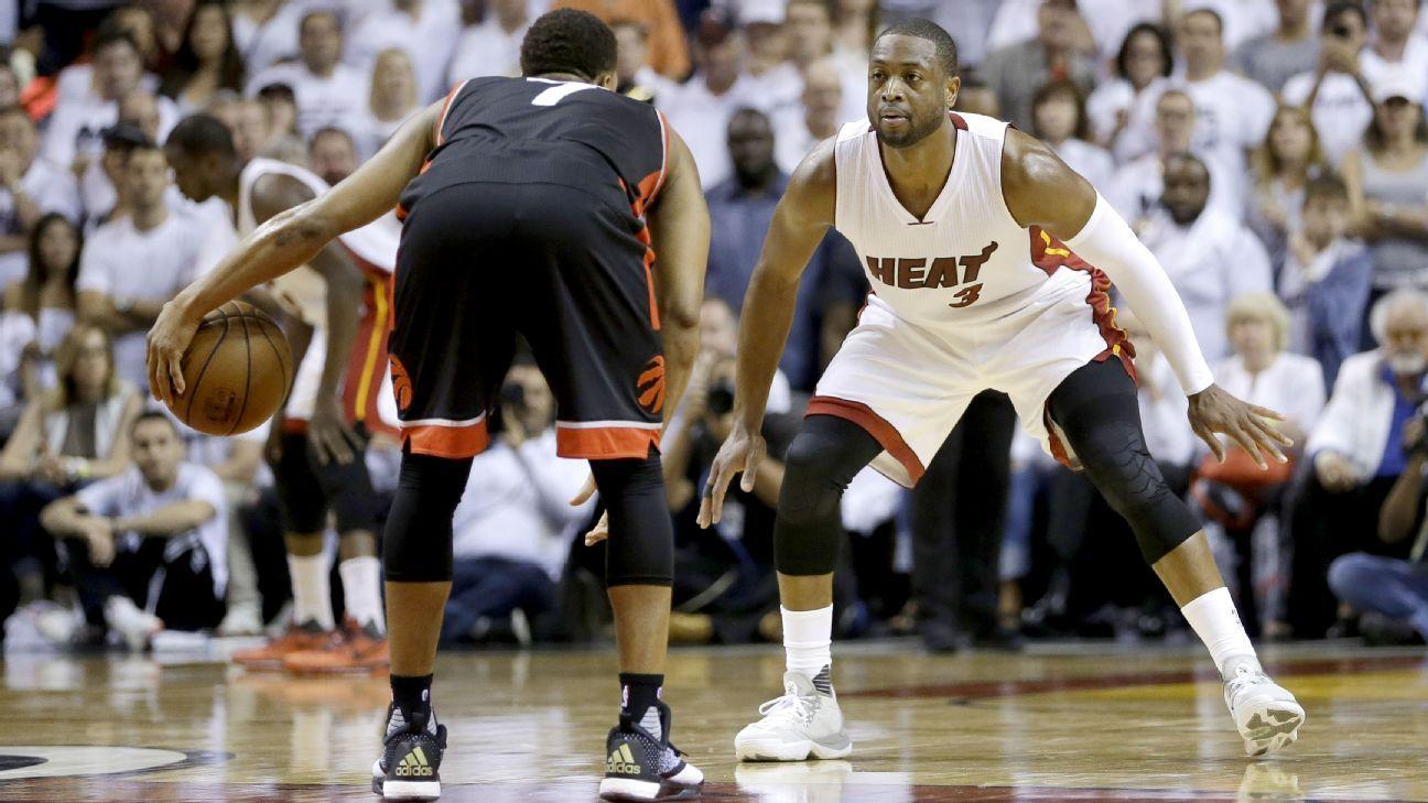 ESPN Chalk's Miami Heat vs. Toronto Raptors Game 7 betting guide