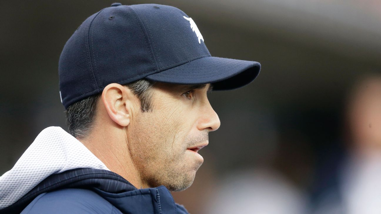 Tigers players take blame as Detroit's decline continues