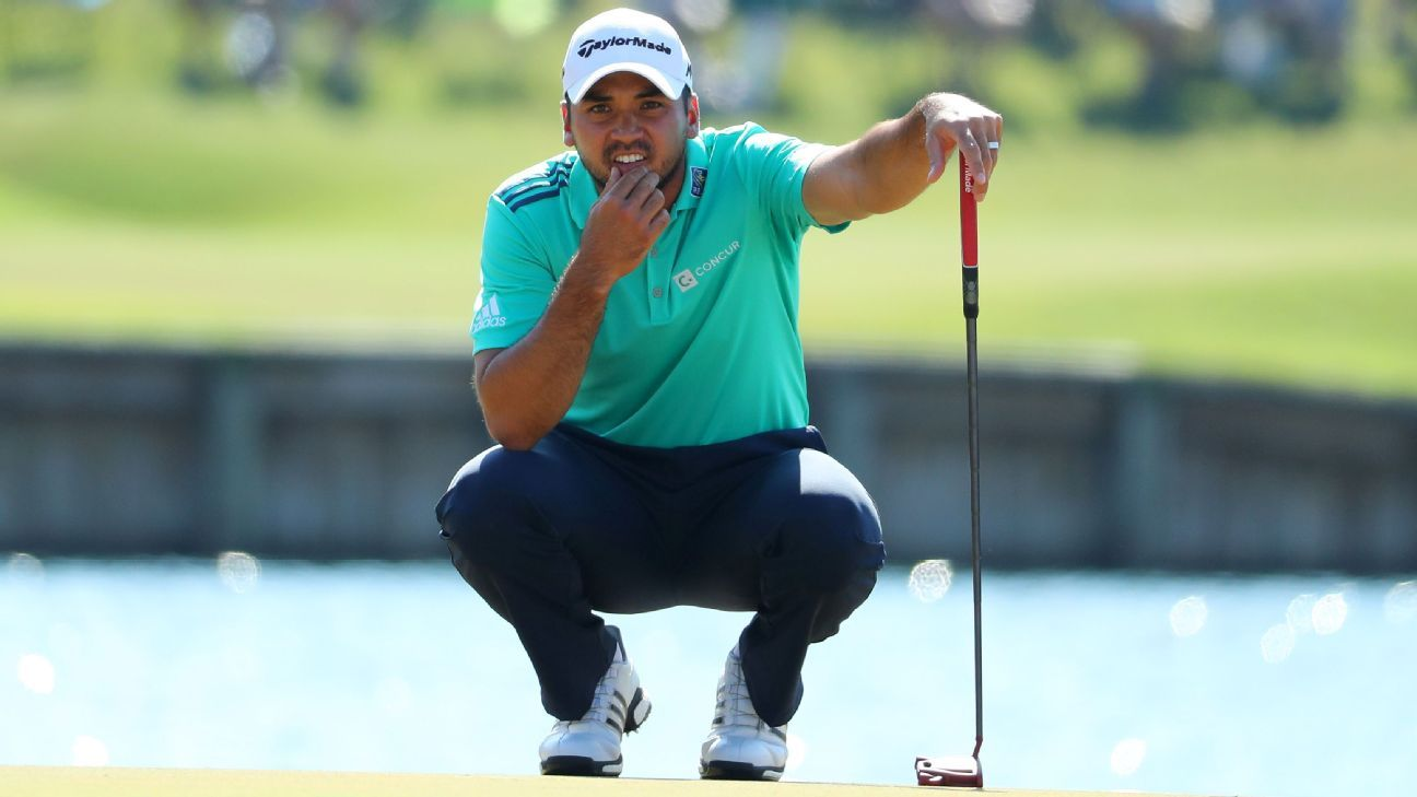 Jason Day sets 36-hole record at the Players Championship