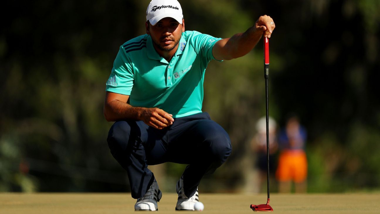 Jason Day aiming to close out wire-to-wire win at Players Championship