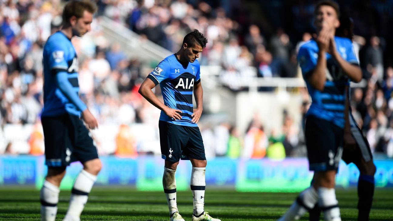 Tottenham boss Mauricio Pochettino: Newcastle loss worst day as manager