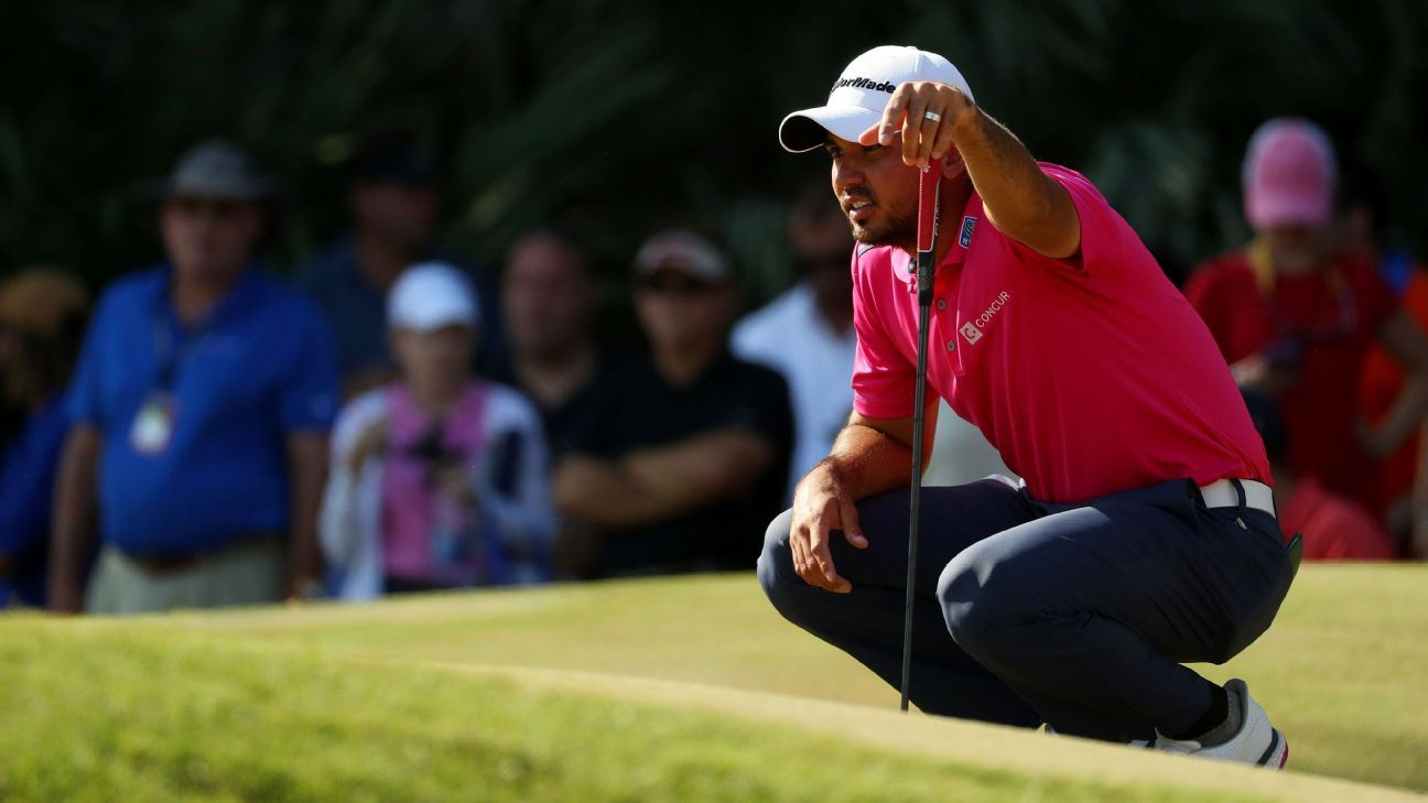 Jason Day's meteoric rise continues with Players Championship victory at TPC Sawgrass