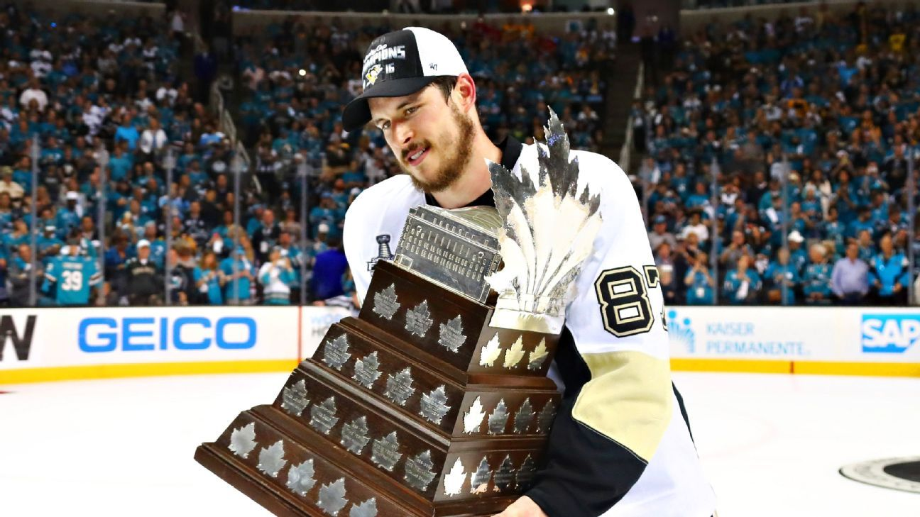 NHL -- Complete list of Conn Smythe Trophy winners