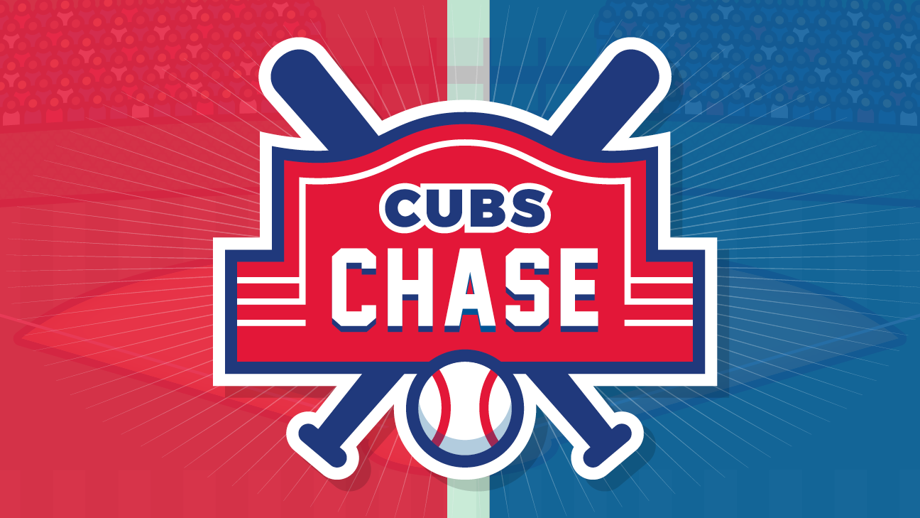 The Chicago Cubs' Chase