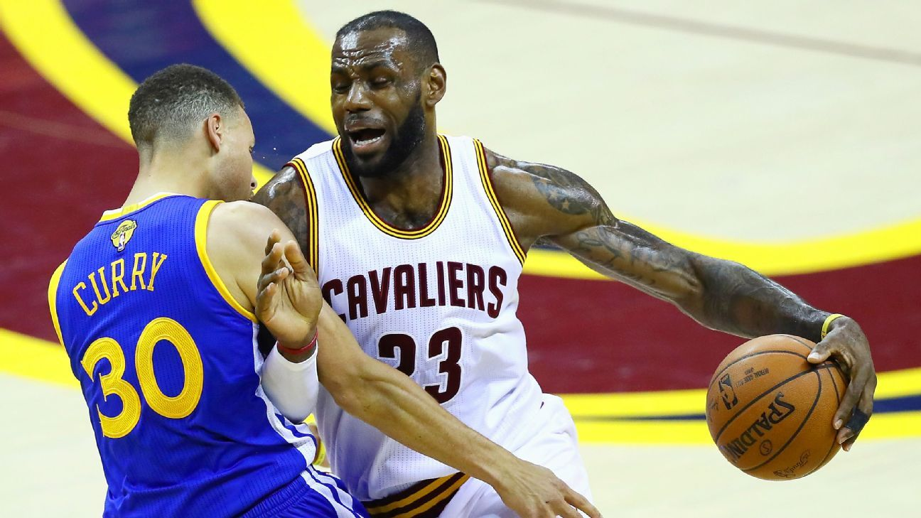 Cavaliers vs warriors game 7 predictions - Espn Forecast Predicting Golden State Warriors Vs Cleveland Cavaliers Nba Finals Game 7 Mvp 2016 Playoffs