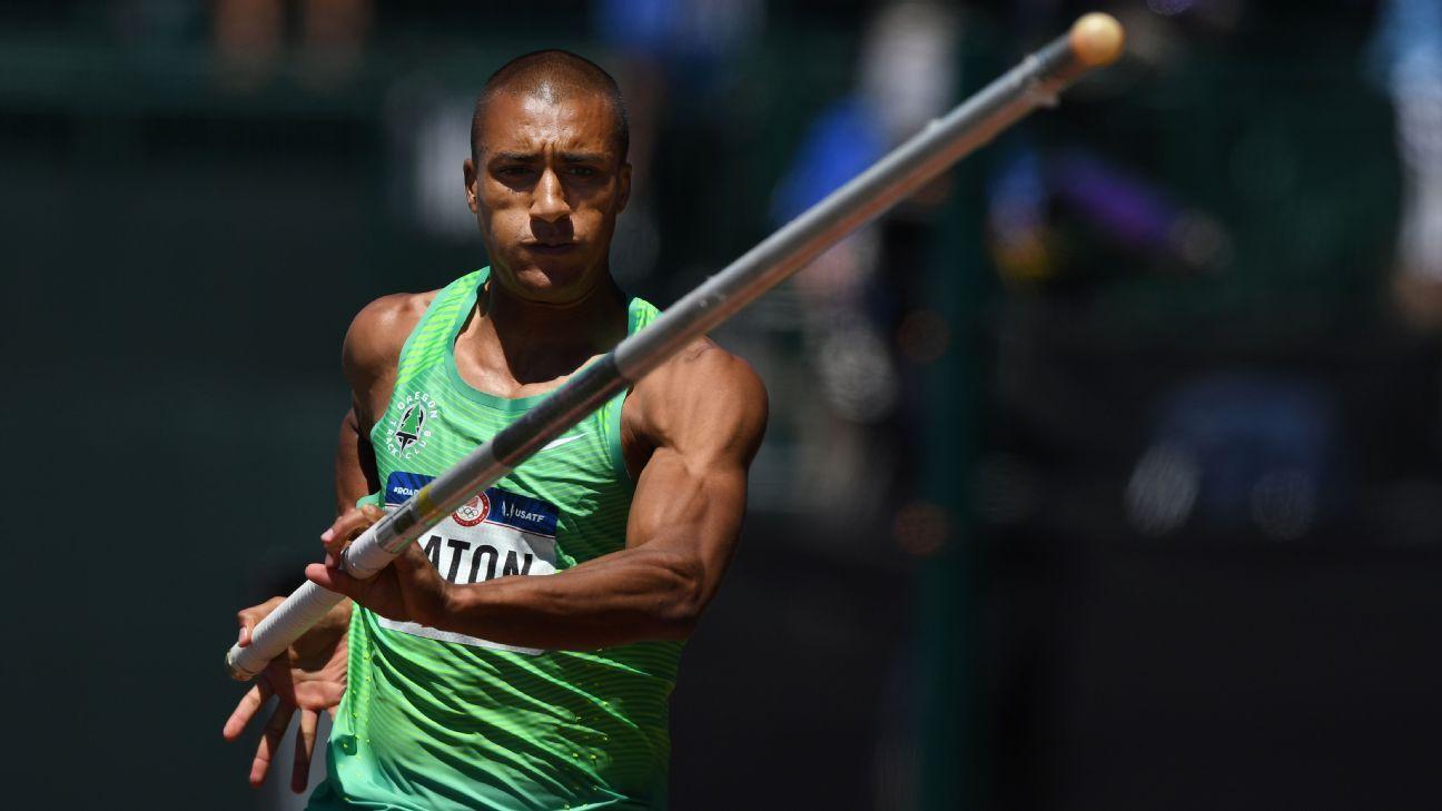 The World's Greatest Athlete? It's Ashton Eaton, of course
