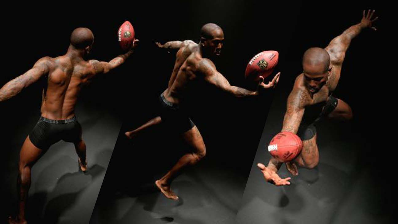 Super Bowl MVP Von Miller from every angle -- Body Issue 2016