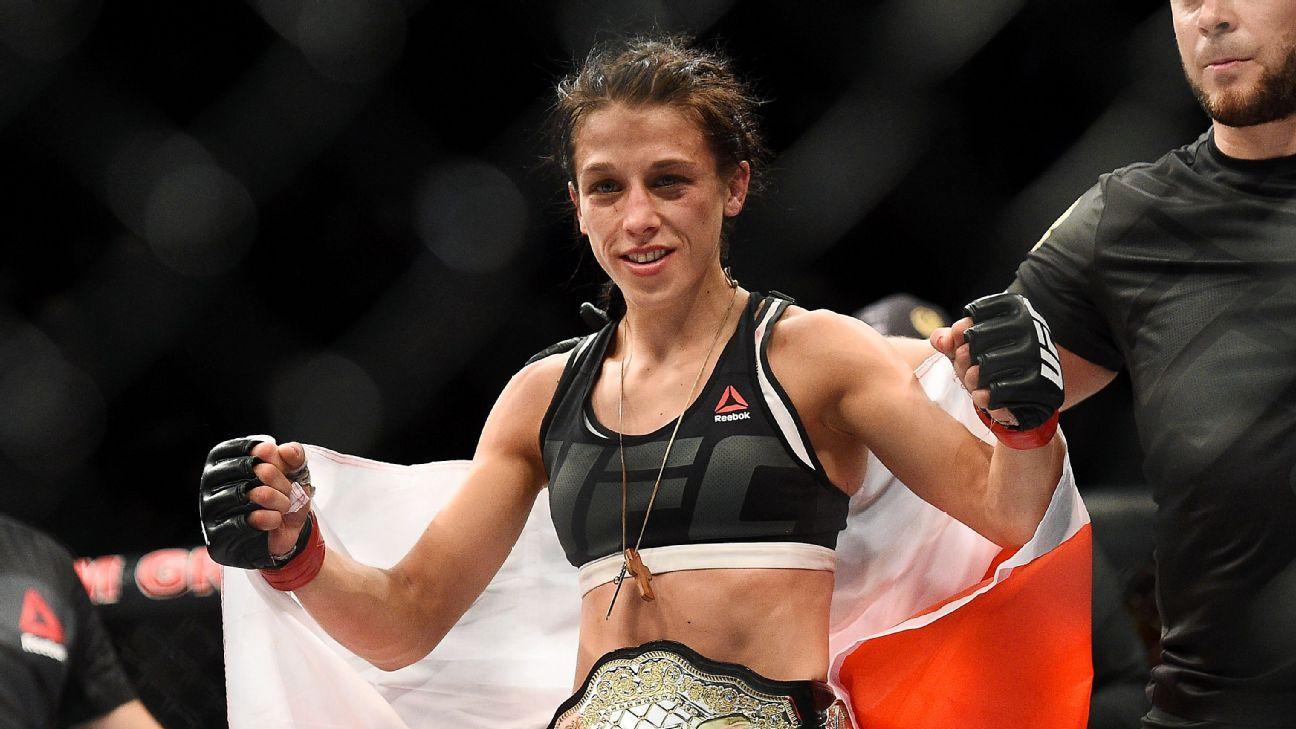 UFC 205 adds Joanna Jedrzejczyk- Karolina Kowalkiewicz title fight, Miesha Tate returns to fight Raquel Pennington